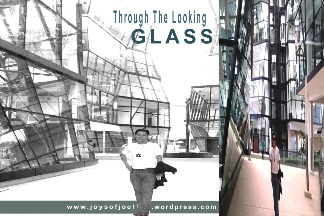 through the looking glass, joys of joel poems, photography and poetry, a poem about broken dreams